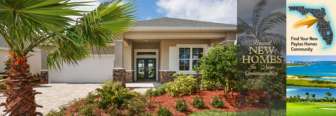 Paytas Homes – Brand New Homes in Volusia and Flagler County