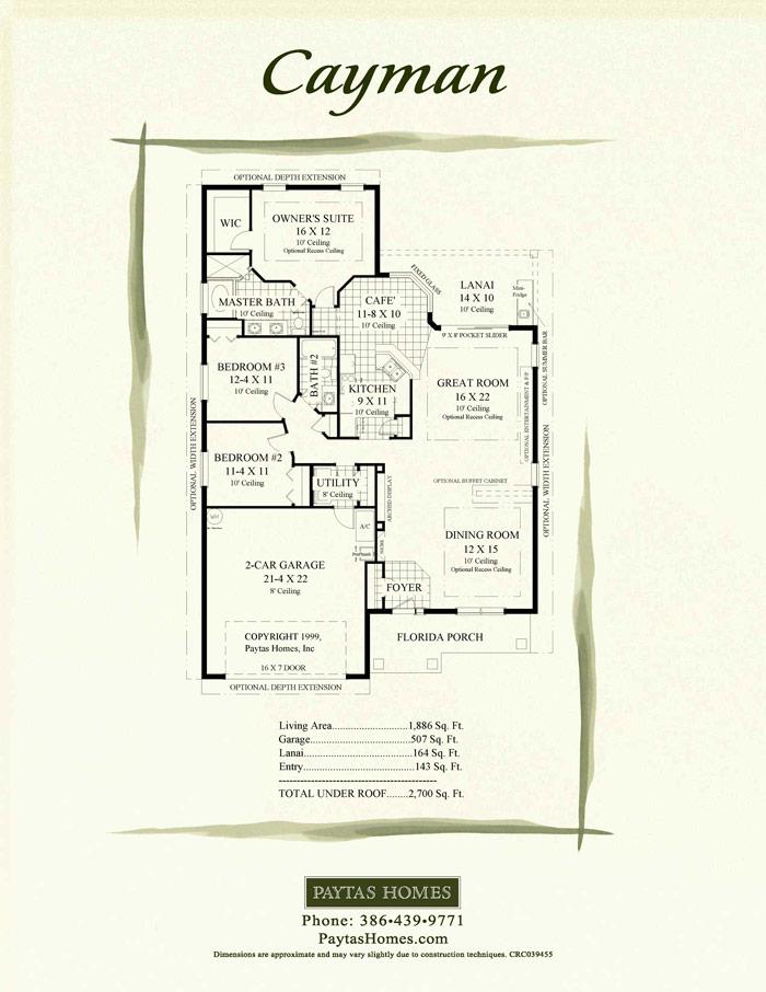 Paytas Homes Floor Plans Beautiful Paytas Homes Floor