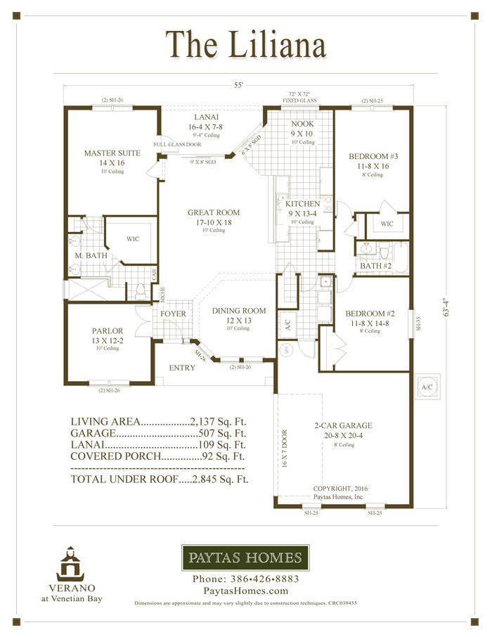 Paytas Homes Floor Plans Meze Blog
